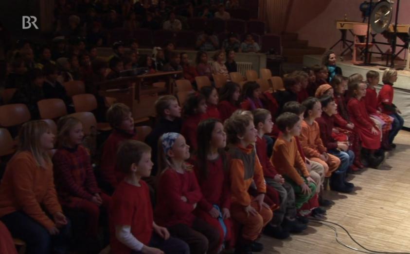 Guten Morgen Liebe Kinder Langzeitdokumentation über Eine